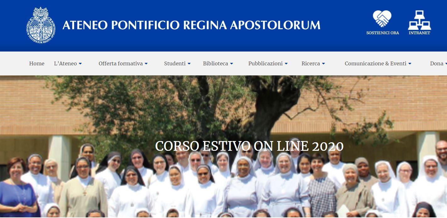 CORSO ESTIVO ON LINE 2020