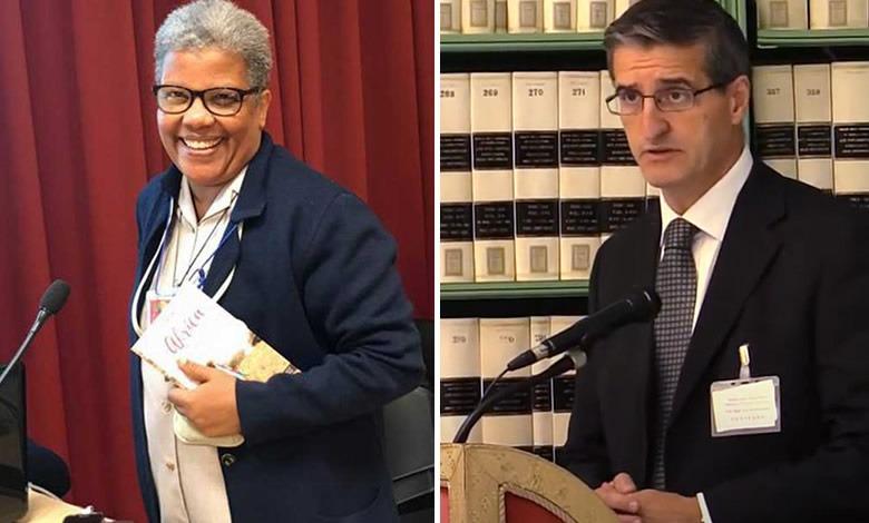 I nuovi direttori della Caritas di Roma e del Centro missionario della Diocesi di Roma